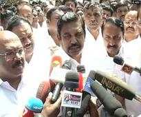Palaniswamy meets PM, mum on tie up with BJP for local polls