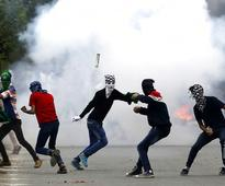 Clashes in Kashmir after Eid prayers, police use tear gas to disperse mob