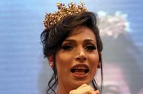 A triumph for co-existing: Christian Israeli-Arab crowned first-ever 'Miss Trans Israel'
