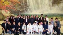 Kim Jong-Un grooves with K-pop artistes as North and South Korea work to improve relations