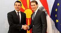 Austria asks Macedonia to be ready to close border with Greece