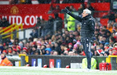 Mourinho slams United players, says they lack personality, desire