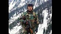 Brave soldier who killed three top militants on LoC awarded Ashok Chakra