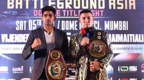 Vijender Singh more pumped up to defeat Chinese Zulpikar Maimaitiali after Indo-China border row