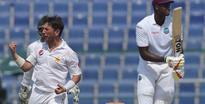 Pak vs WI : Pakistan beat WI to claim series as Yasir stuns with 10 wickets