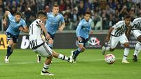 Juventus 3 Lazio 0: Dybala at the double in comfortable win
