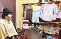 Bolivian designer exports high-end indigenous fashion