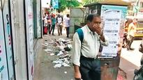 Thane civic chief comes under fire for 'garbage nuisance'