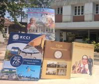 Platinum Jubilee Souvenir Showcases More than KCCI,