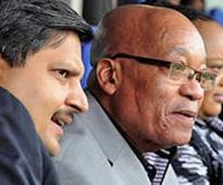 State was captured before Guptas landed