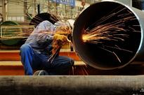 China merges steelmakers to forge new national leader