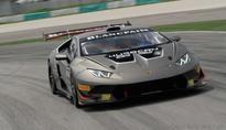 Lamborghini Blancpain Super Trofeo Europe at Paul Ricard with 47 Cars on Grid