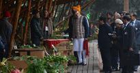 Organic impresses PM, lauds CM before leaving for Assam
