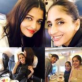 Check out: When Farah Ali Khan bumped into Aishwarya Rai Bachchan on a flight
