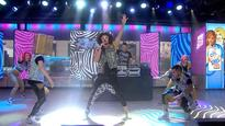 Redfoo jumps on the 'Party Train' on TODAY