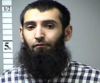 NYC attack: Saipov charged with terrorism offences