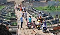 CME to remove floating bridge due to monsoon