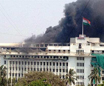 Minor fire at Maha govt HQ brought under control