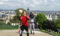 Europe's biggest Football Freestylers collaborate with Hisense for UEFA EURO 2016