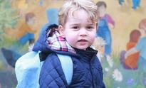 Prince George Is Getting A Car