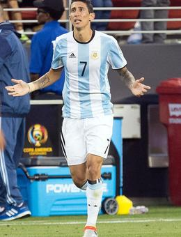 Copa America: 'Noodle' Di Maria hoping to be 'al dente' for final