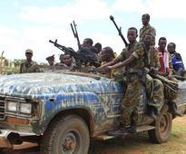 Al-Shabaab burns food trucks in Somalia