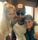 Remember Anna Kournikova? She's 35, still married to Enrique Iglesias and looking better than ever