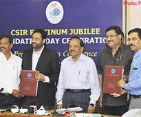 Harsh vardhan launches CSIR'S Integrated skill initiative program
