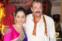 Sanjay Dutt wife Maanyata gives him the biggest surprise: See What&#63