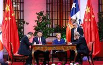 [ 25th November 2016 ] Chile harbors sincerity to cooperate with China World news