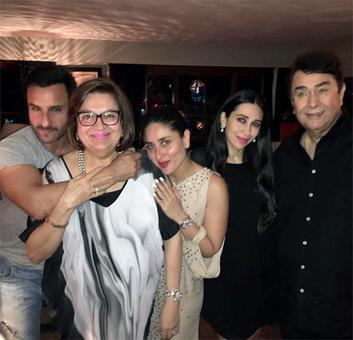 Saif-Kareena's birthday love for Babita