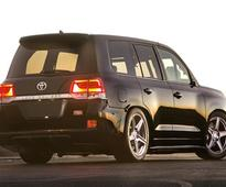 The Worlds Fastest SUV Is A Toyota Land Speed Cruiser