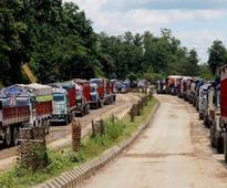 Manipur: Naga Council lifts economic blockade after 130 days