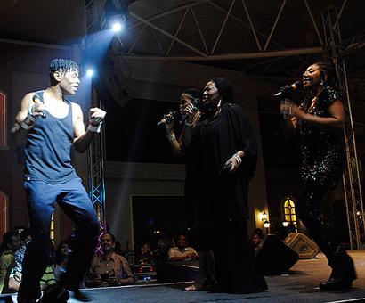 Boney M to perform in Kohima today