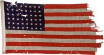 D-Day flag bought at auction to go on public display