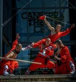 Shaolin Warriors at the Canberra Theatre shows aspects of Buddhist culture
