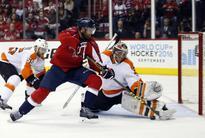 Philadelphia Flyers Blank Washington Capitals 2-0