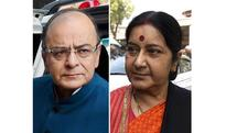Sushma, Jaitley lead in MPLAD spending