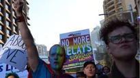 Gay marriage in spotlight in Australia