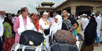 First batch of Hajj pilgrims returns home