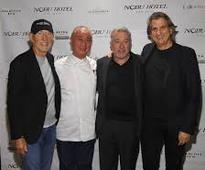 Intimate cocktail reception held to celebrate launch of Nobu Hotel Miami Beach