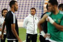White-shirted Herve Renard chases treble at Africa Cup of Nations