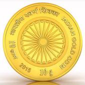 RBI allows banks to sell India gold coins