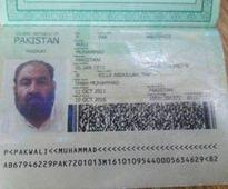 Additional DC apprehended for verifying Muhammad Wali's CNIC
