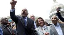 John Lewis gun control victory in Congress taken from civil rights playbook