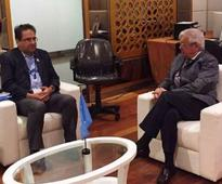 Iranian, UN officials review ways to cooperate in human settlement