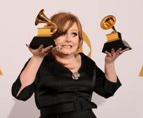 Adele boosts global music revenue