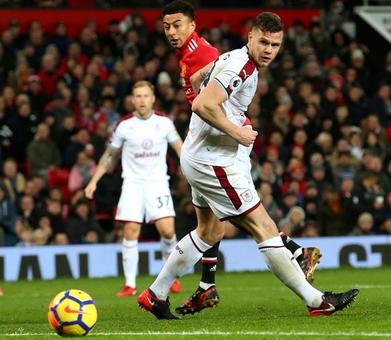 EPL: Lingard double helps United draw; West Brom held