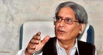 Aitzaz fears some elements will ruin PM Sharif