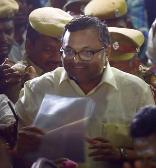 Karti Chidambaram to appear before CBI today
